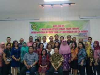 Workshop Jurnal Internasional